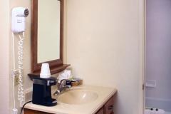 Bathroom Vanity at Clover Creek Inn