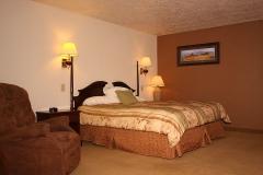 King Bed Room at Clover Creek Inn
