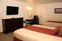 Two Queen Beds at Clover Creek Inn